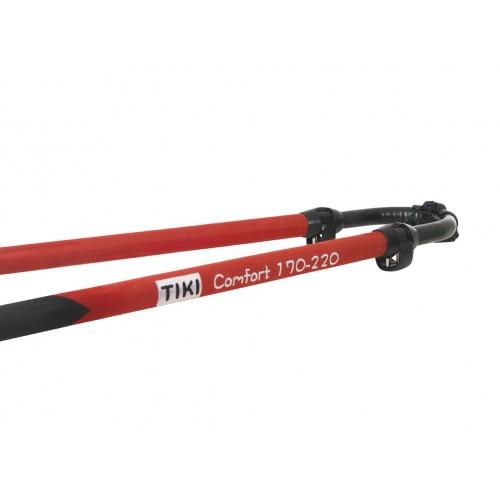 Boom 170-220cm Comfort C-Shape monocoque - Alu T8 TIKI
