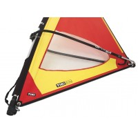 Classic 1,0 Dacron sail - Complete windsurf Rig - ΤΙΚΙ