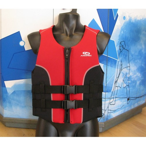 Neoprene vest ultra light suitable for all water-sports