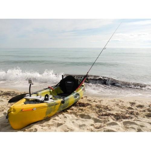 Volador Angler μονοθέσιο θαλάσσιο καγιάκ για ψάρεμα
