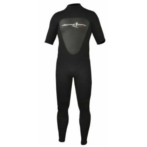 Wetsuit with short arms & long legs 3mm Wanna