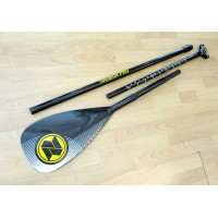 SUP paddle adjustable 17-215cm full Carbon