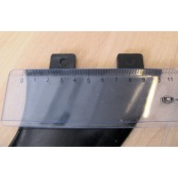 Side fin replacement for SUP / surf