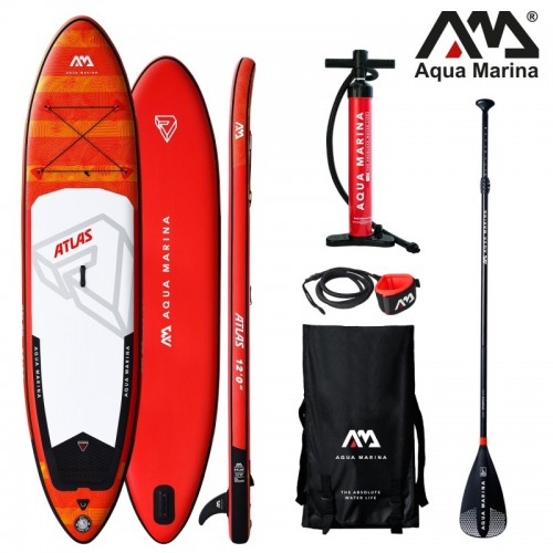 Aqua Marina Atlas 12' All-Around Advanced ISUP