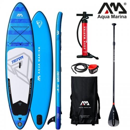 Aqua Marina Triton 11'2'' All-Around Advanced ISUP