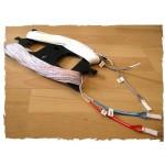 Spare ropes kite 22m
