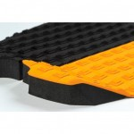 ROAM Footpad Deck Grip Traction Pad 2pc / Black-Orange