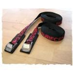 Set straps 4m