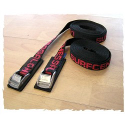 Set straps 4m 2pcs SurfCenter
