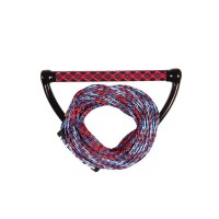 Handle with rope Wake combo Prime Jobe Red