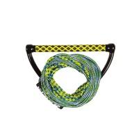 Handle with rope Wake combo Prime Jobe Yellow