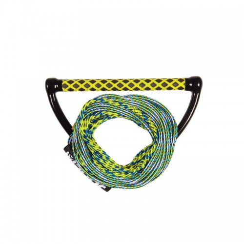 Handle with rope Wake combo Prime Jobe Yellow