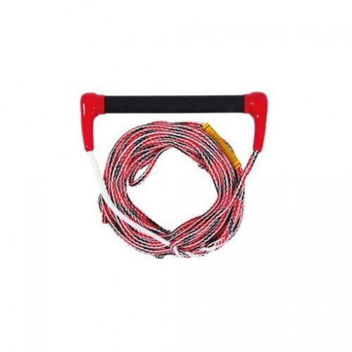 Handle with rope Ski combo Transfer Jobe Red
