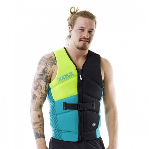 Jobe Unify Vest Men Teal Blue