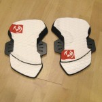 Replacement pads for kite board binders