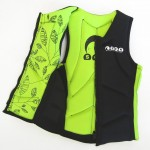 Impact Neoprene Vest Double-Sided SCK Green