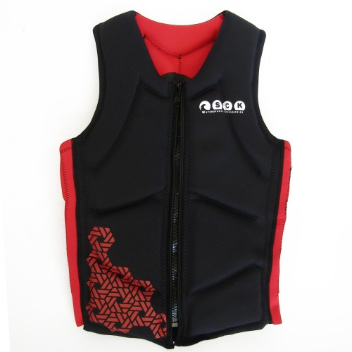 Impact vest for water sports SCK Red