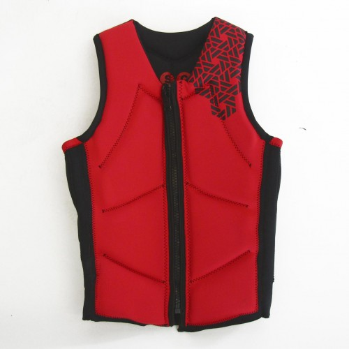 Impact Neoprene Vest Double-Sided SCK Red