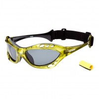 Ocean Sunglasses with polarized lens / Floating  / CUMBUCO / Green
