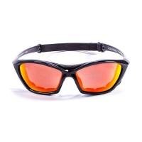 Ocean Sunglasses with polarized lens / Floating  / Lake Garda Black-RevoRed