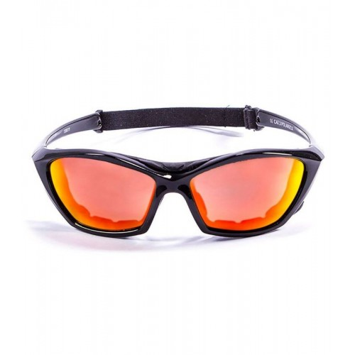 Ocean Sunglasses with polarized lens / Floating  / Lake Garda Black-RevoRed