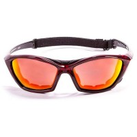 Ocean Sunglasses with polarized lens / Floating  / Lake Garda Red-RevoRed