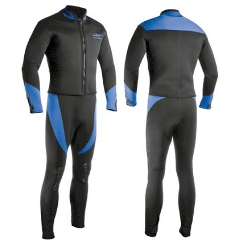 LongJohn youth wetsuit 2 parts Open Ocean