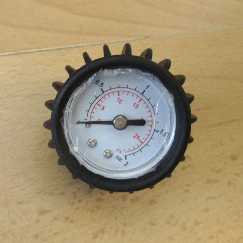 Replacement Pressure Gauge  2bar/25psi for inflatable SUP pump