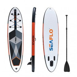 Inflatable SUP board 10' Seaflo double layer package