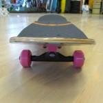 Skateboard 31'' Lion Lady Fish