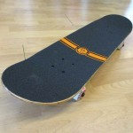 Skateboard 31'' Multiply Rhombus Fish