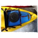 Removable waterproof storage for Bay Kayak