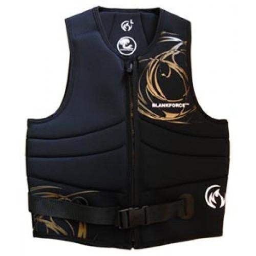 Neoprene Life jacket Impact vest Blank Force