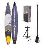 Inflatable SUP board Rapid DUAL 14' zray with paddle