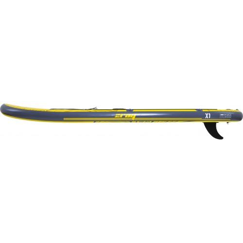 Φουσκωτή σανίδα SUP X1 9'9'' zray με κουπί