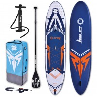 Inflatable SUP board X-rider Epic 12' zray package