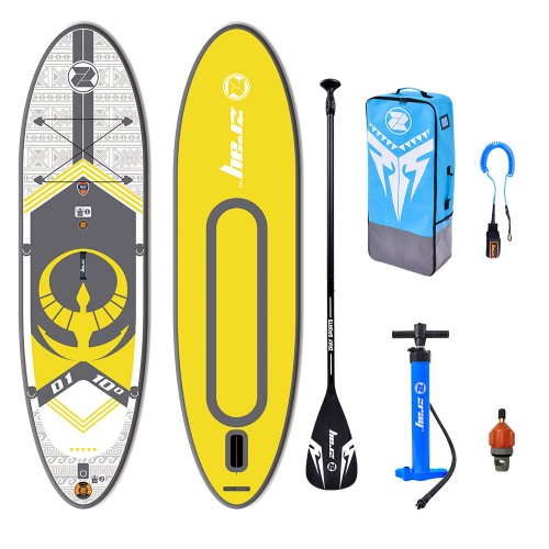 Inflatable SUP board D1 10' zray package