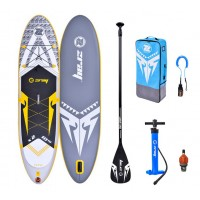 Inflatable SUP board X-rider Deluxe 10'10'' zray package