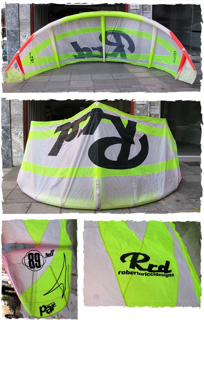 RRD TybeIV 8 9 2004 used kite