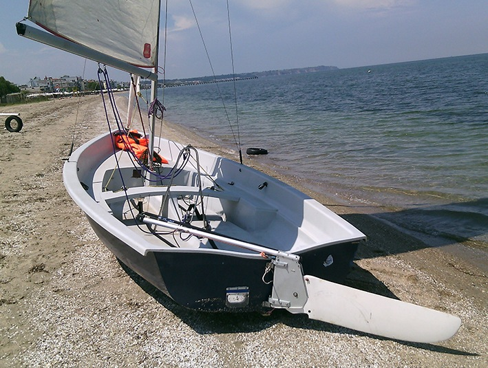 Topper16 used sailing boat 0