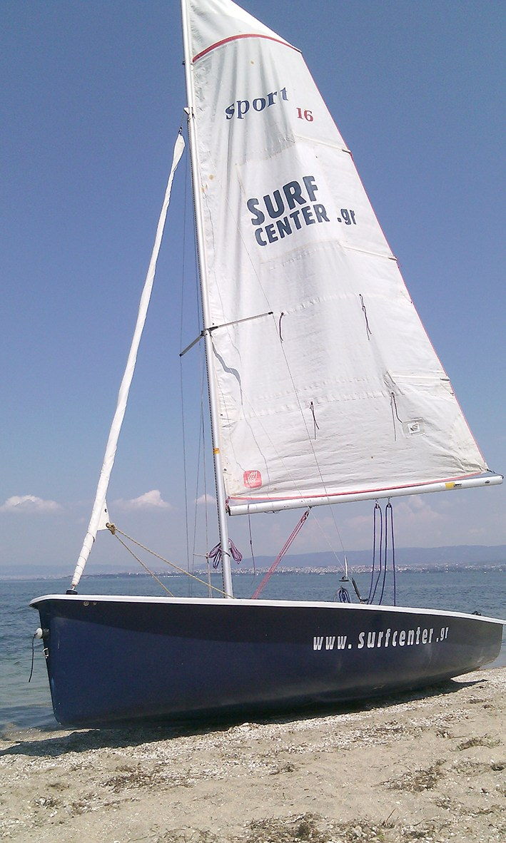 Topper16 used sailing boat 2