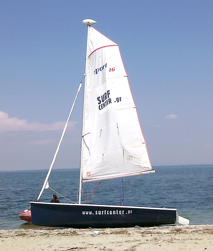 Topper16 used sailing boat 4